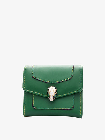 Women's Green Wallet