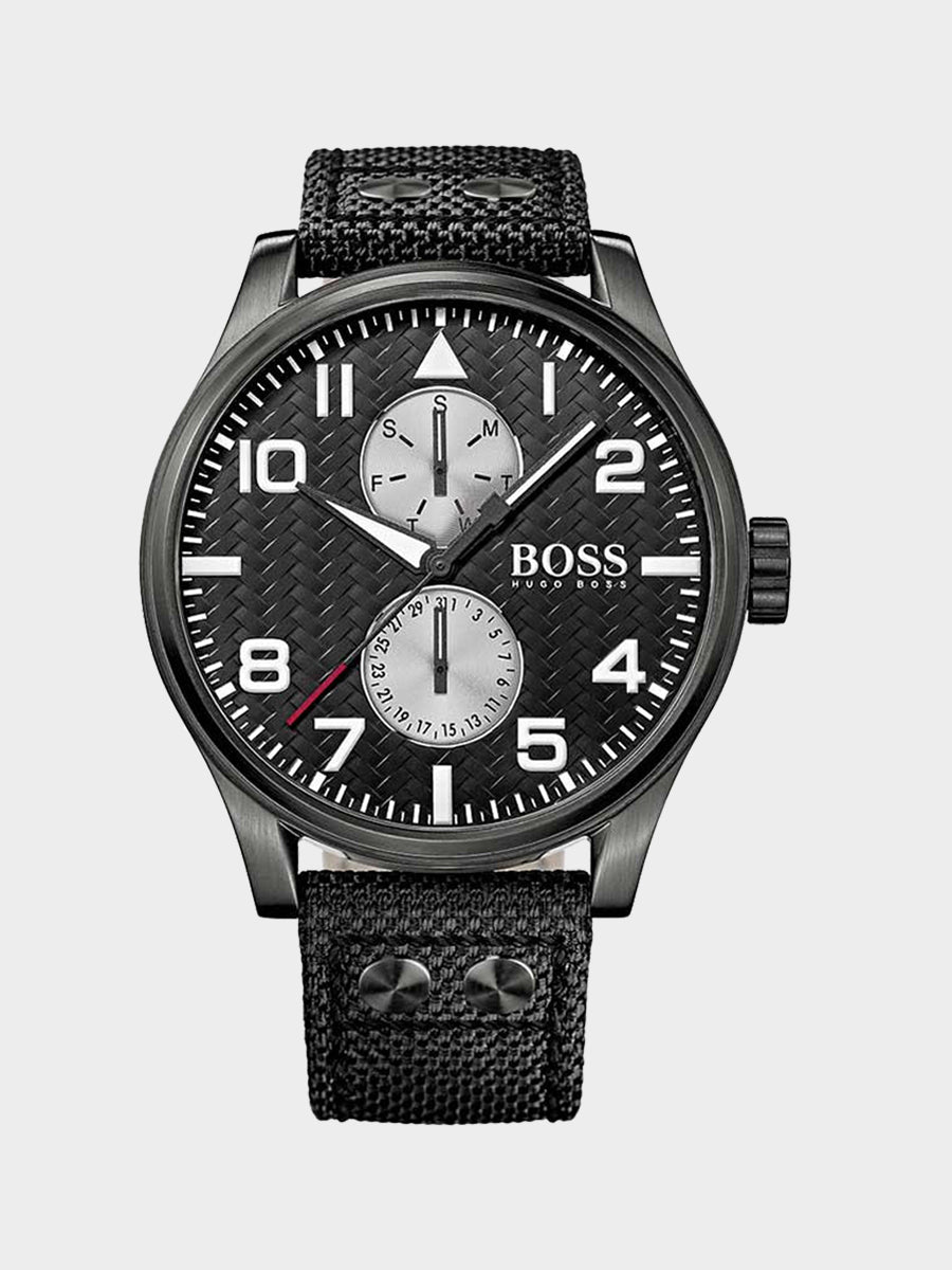 Men's  Aeroliner Chronograph Watch