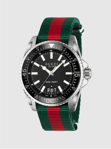 Men's Quartz DIVE Classic Watch
