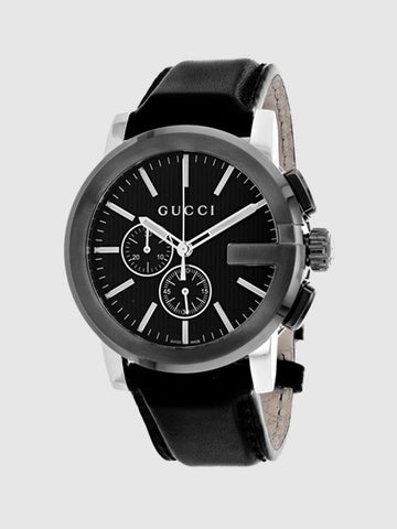 Men's Quartz G-Chrono Scratch Resistant Watch