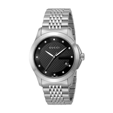 GUCCI Gucci-G-Timeless series low-key luxury atmosphere men's watch