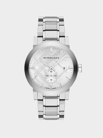 Burberry Quartz Small Second Date Watch