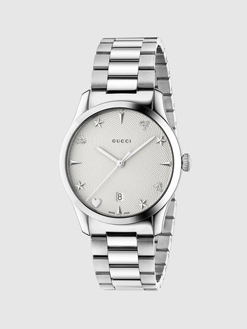 Women's Simple Design Round Dial Watch