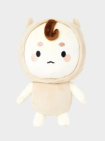 Soft Toy Cute Cartoon Lovely Kid's Doll Toy  Khaki
