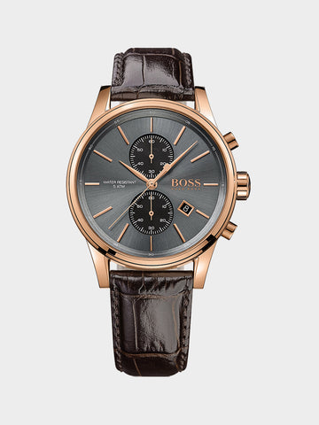 Men's  Roser Gold Chronograph Watch