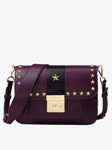 Women's Star Decoration Rivet Bag