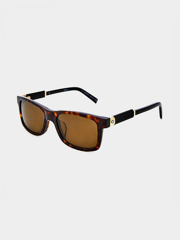 Men's  Trendy Rectangular Frame Casual Sunglasses