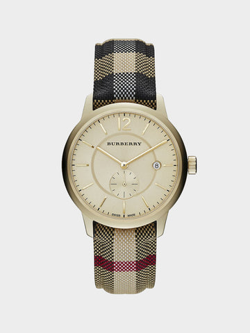 Burberry  Textile Quartz Watch