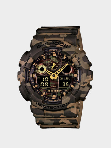 Men's G-SHOOK Camouflage Sports Fashion Trend Waterproof Quartz Watch