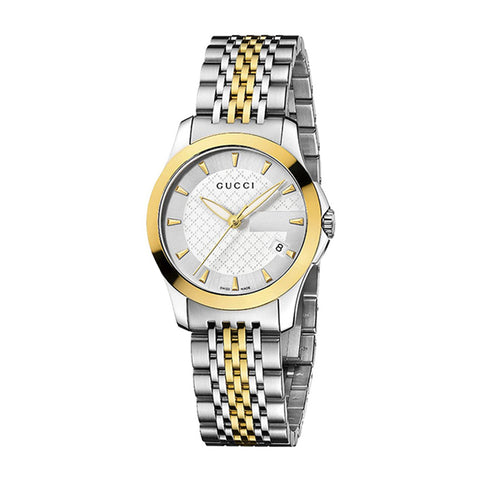GUCCI Watch G-Timeless Series Fashion Simple Quartz Men's Watch