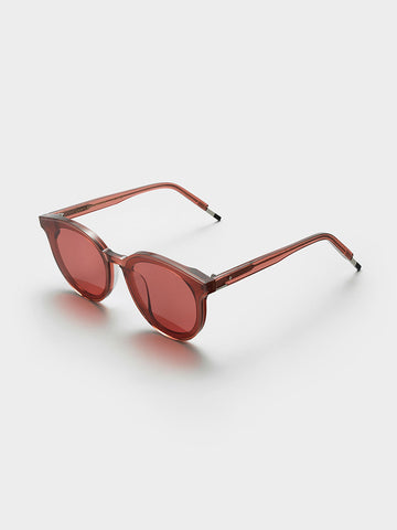 Gentle Monster Fashion Red Sunglasses