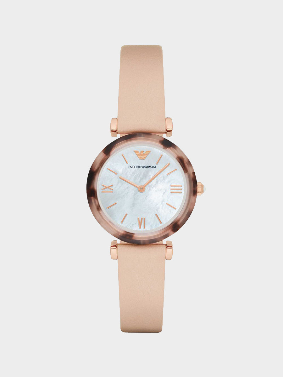 Emporio Armani Quartz Plastic Casual Watch