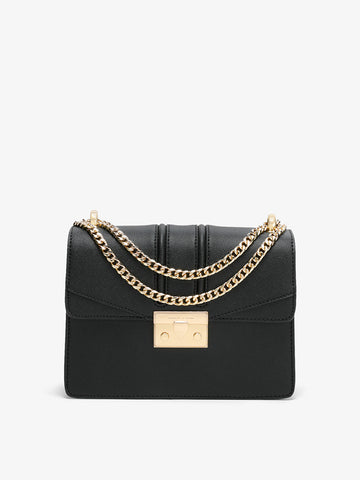 Women's Vintage Shoulder Bag Black
