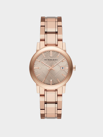 Burberry The City Rose Watch