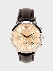 Emporio Armani Quartz Simplicity Watch