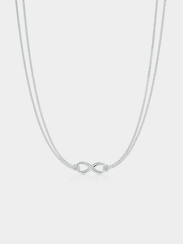 Women's Double Chain Necklace