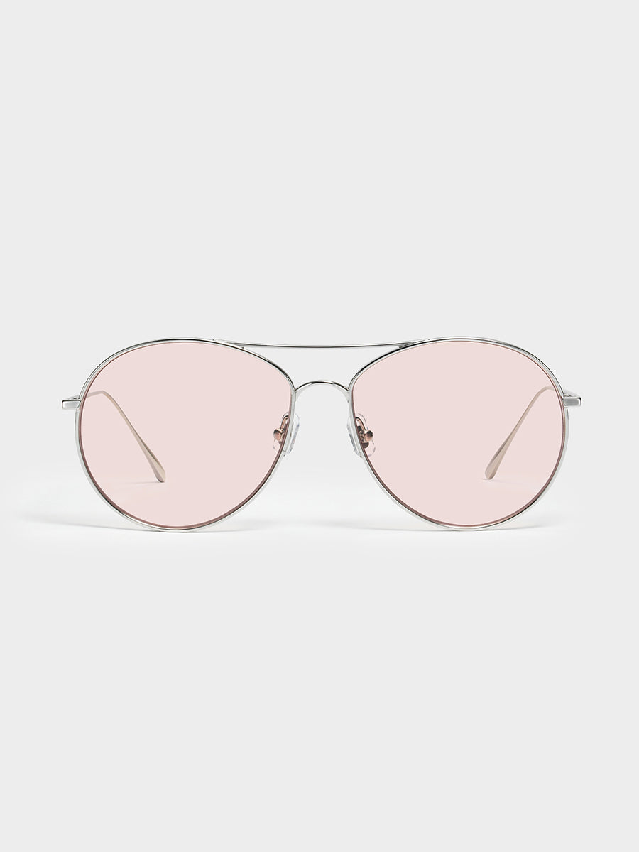 Gentle Monster Classic Aviator Shape Sunglasses