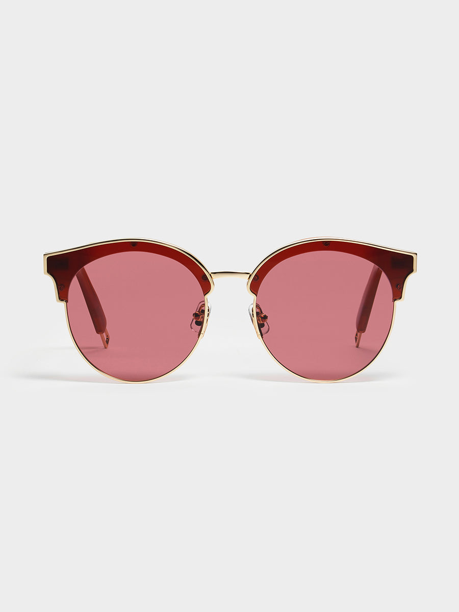 Gentle Monster Grape Red Sunglasses