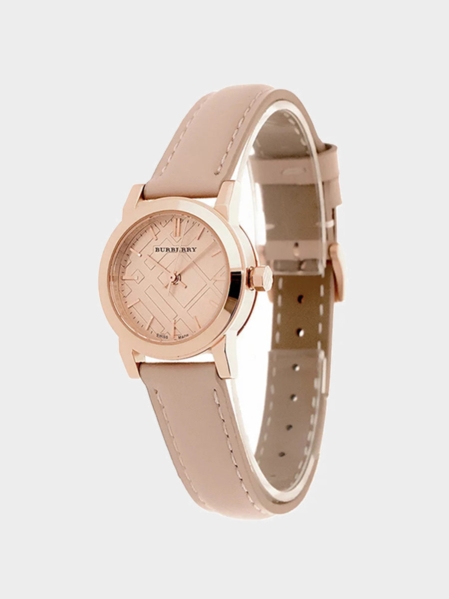 Burberry Women's Classic British Leisure Fashion Watch