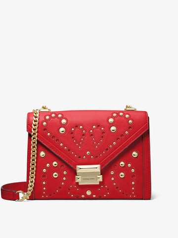 Women's Whitney Rivet Bag Red