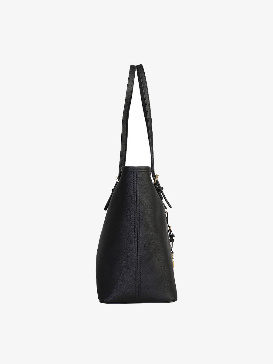 Women's Cruciform Handbag Black