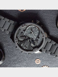 Men's Daddy2.0 Series Large Dial Quartz Watch