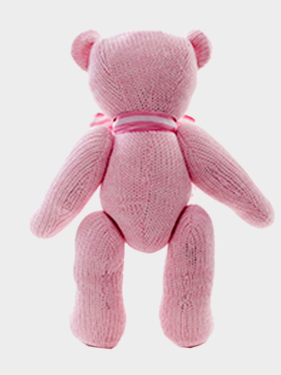 Creative Handmade Teddy Bear Doll Kid's Soft Plush Toy