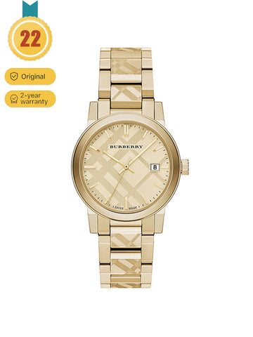 Burberry Unisex Swiss Bracelet Watch