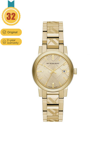 Burberry Gold-Tone Watch