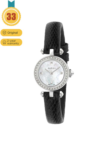 Gucci Ladies Diamantissima Stainless Steel Watch