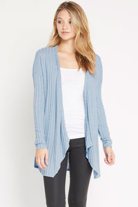 Tamar Ribbed Cardigan