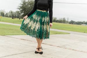 Christmas Spirit Skirt