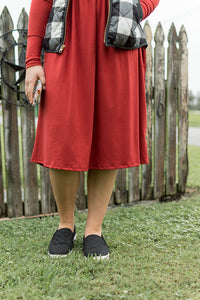 Ruth Swing Dress