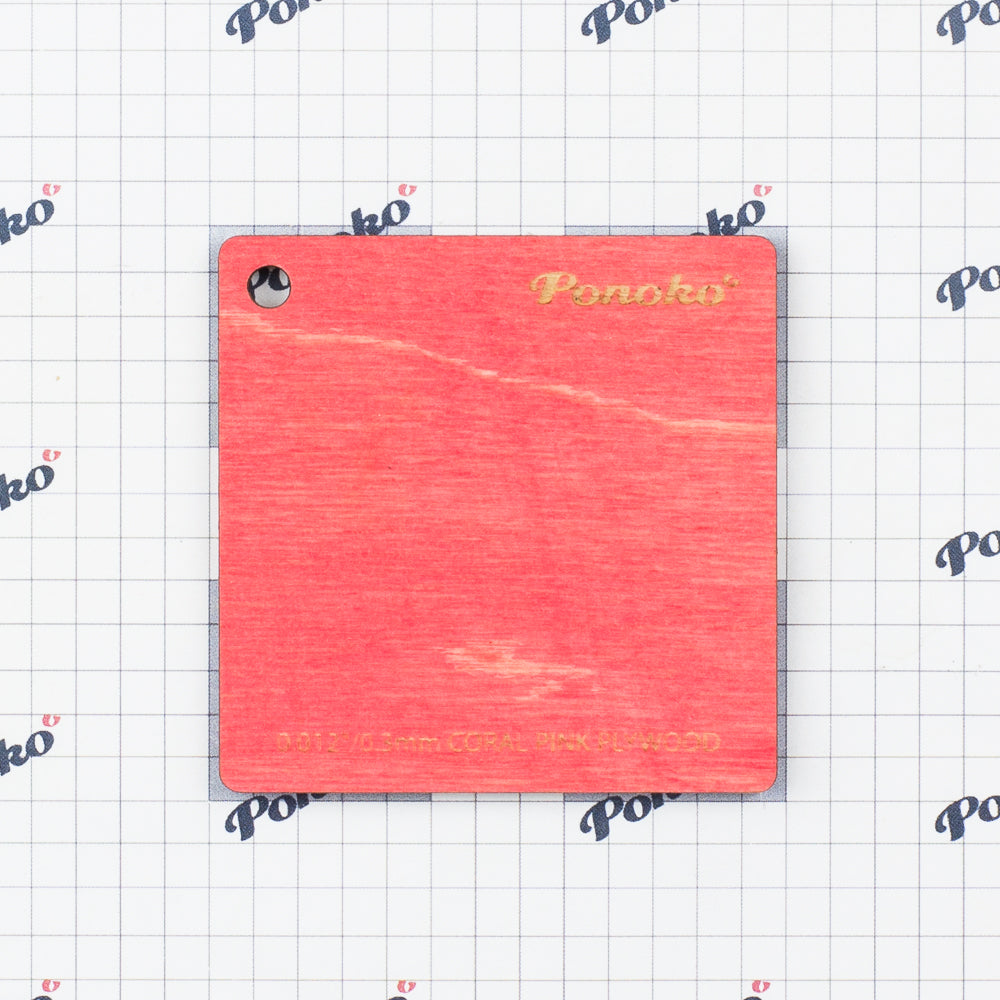 Plywood - Coral Pink
