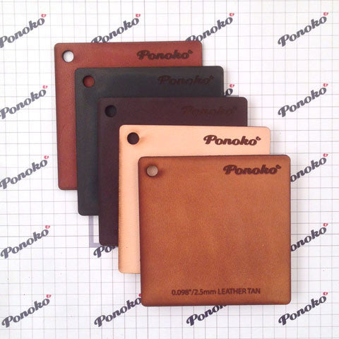 Leather - 6 Varieties