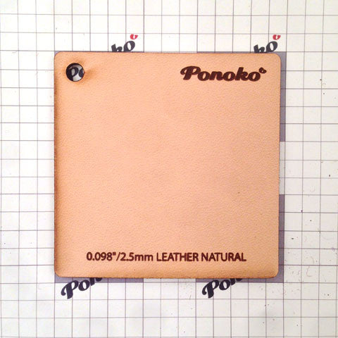 Leather - Russet