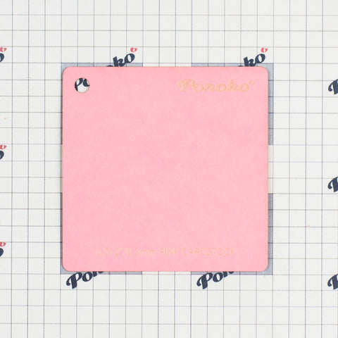 Cardstock - Pink
