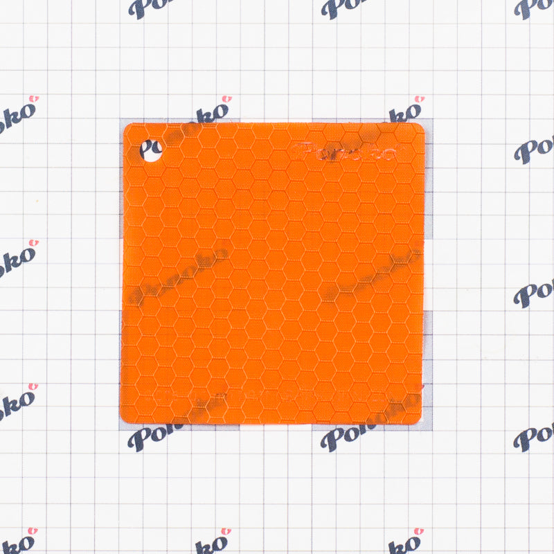 Ripstop Nylon - Orange