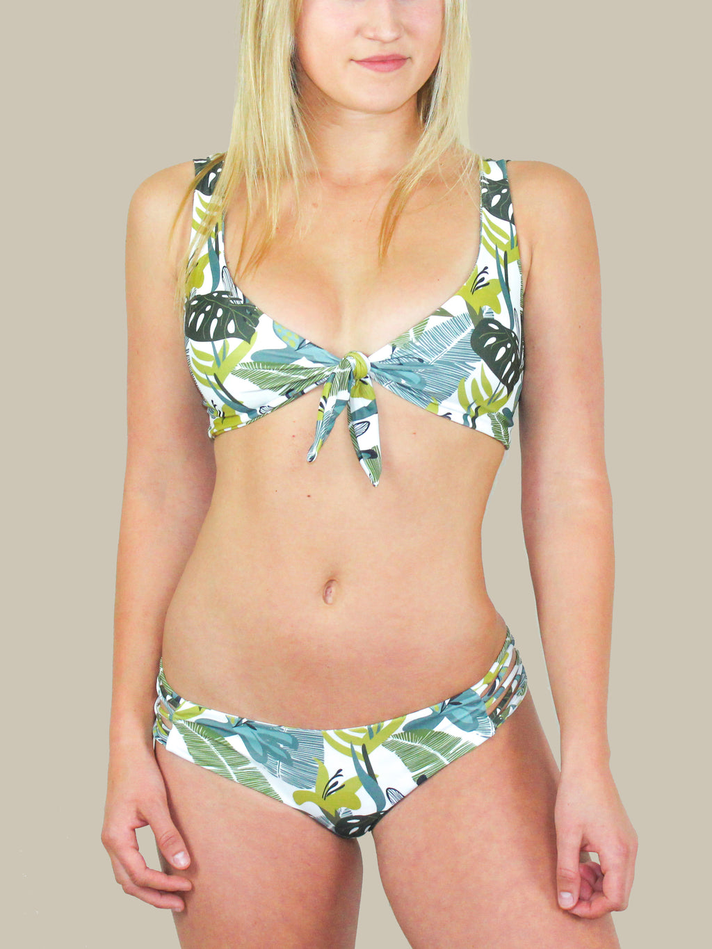 Citrine Swim Charlie Top