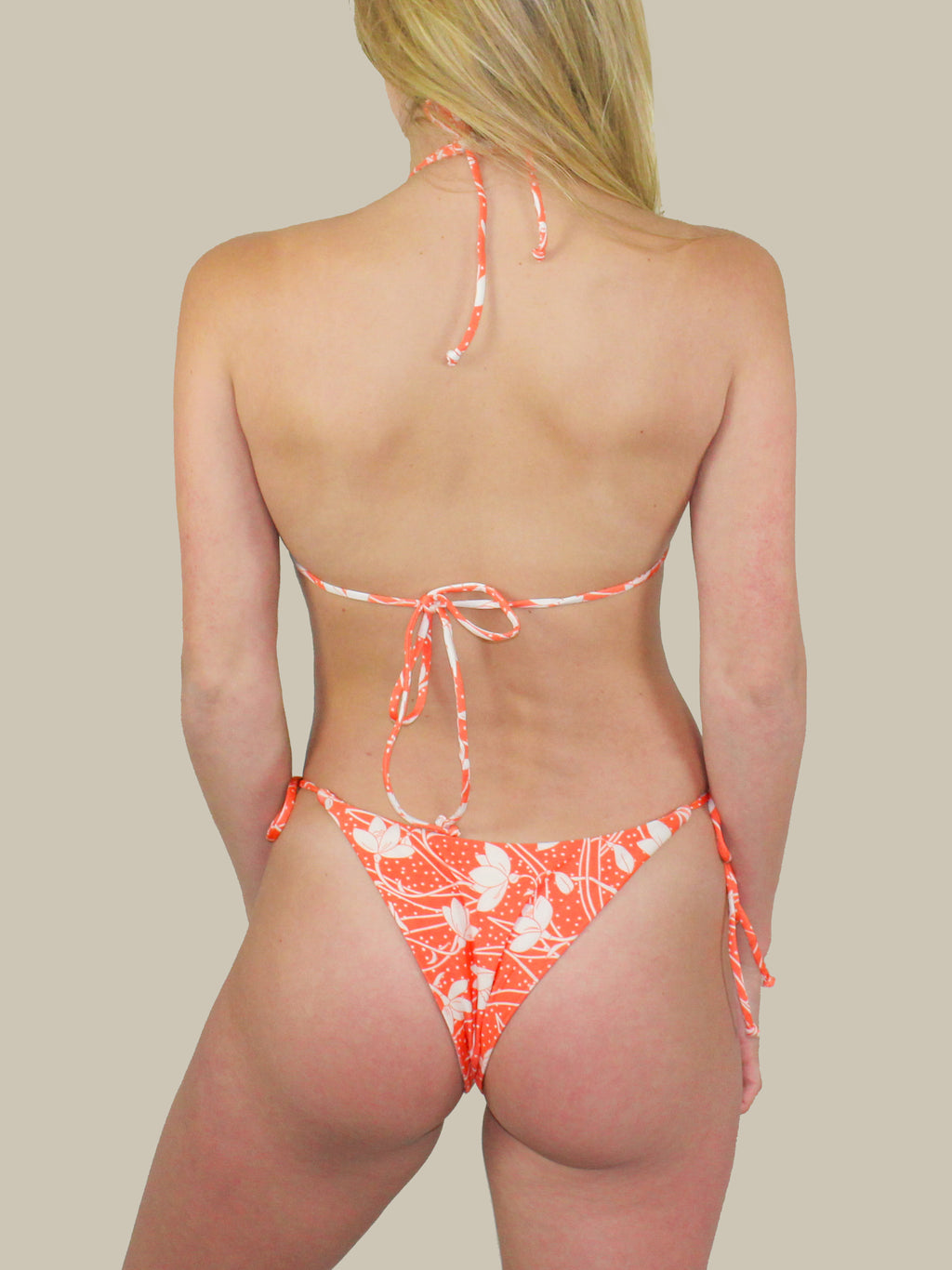 Stone Fox Swim Karu Bottom (Vintage Iris)