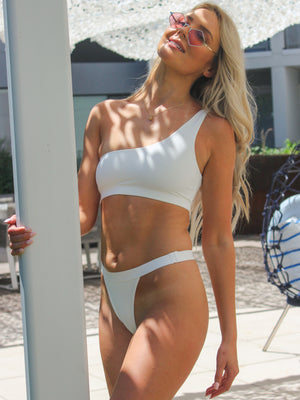 437 Swimwear The Roy Top