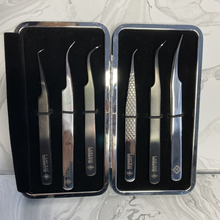 Load image into Gallery viewer, Best Selling Tweezer Bae Set - 6 Tweezers
