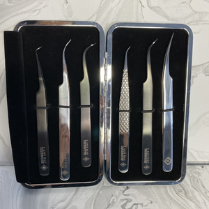 Best Selling Tweezer Bae Set - 6 Tweezers