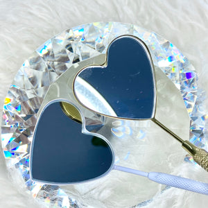Heart Oversized Mirror