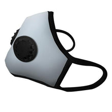 Load image into Gallery viewer, Vog Mask Dual Exhale Valve - Military Grade Activated Carbon Mask - Organic