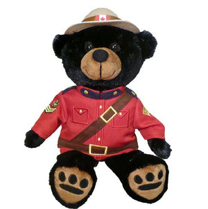 "11"" Sergeant Black Bear"