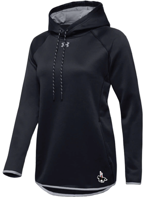 UA Double Threat Hoodie Womens