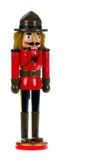 "14"" RCMP Nutcracker"