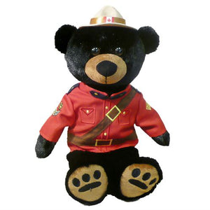 "14"" Sergeant Black Bear"
