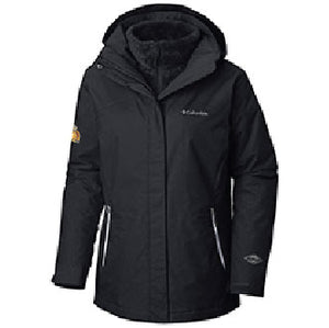 Columbia Ladies' Bugaboo™ II Fleece Interchange Jacket